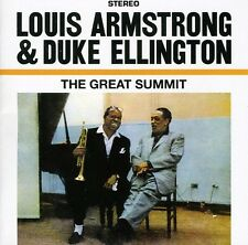 Louis Armstrong & Duke Ellington - Great Summit [New CD] Bonus Tracks