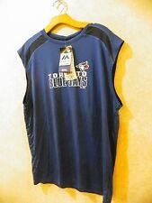 Majestic MBL Men's Toronto Blue Jays Quick Pitch Sleeveless Top Shirt ______R6-1