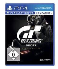 PS4 Spiel Gran Turismo Sport  Standard Plus Edition