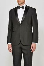 One Button Wedding Slim Suits & Tailoring for Men