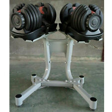 Adjustable Dumbbells 1090 / 40kg (pair = x2) with Stand