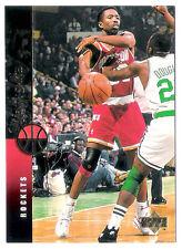 Kenny Smith 1994 Upper Deck Houston Rockets insert Basketball Card no.102