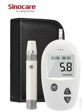 Safe-Accu blood glucose meter Glucometer kit Diabetic Blood Sugar meter mmol/L