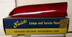 NOS LOWER TAIL LIGHT LENS 1958 OLDSMOBILE 5949089. Free Domestic shipping