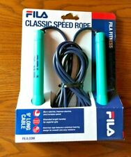 FILA Fitness Jump Rope 9'/ Speed Rope / Brand New In Package