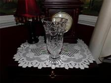 "WATERFORD CRYSTAL VASE SIGNED APPROX. 7 ""Balmoral"""