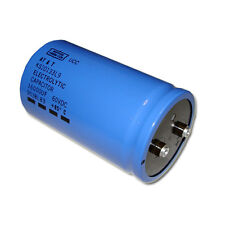 1x 16000uF 60V Large Can Electrolytic Capacitor 60VDC 16000mfd 60 Volts 16,000