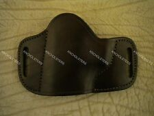 Cross Draw Leather Holster Left Hand Brown  H&K USP 9/40/45 Sig 250C,for Glock..