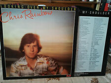 "chris rainbow""looking over shoulder""lp12""+ insert.(cut.)uk..polydor2388467.1978."