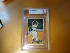 1951 Bowman Preacher Roe Dodgers Card #118 BVG 4 VG-EX Cert. # 0007064828