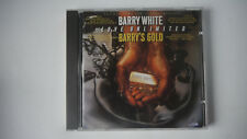 Barry White & Love Unlimited - Barry´s Gold -  CD