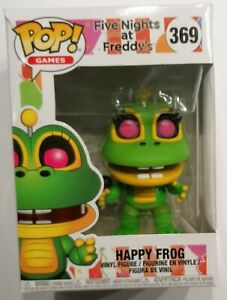 Five Nights at Freddy's 369 - Happy Frog - Funko POP! Figur Vinyl