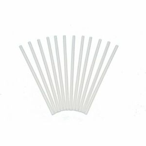 """Cake Dowels 8"""" & 12"""" Tall Easy To Cut - Free P&P"""