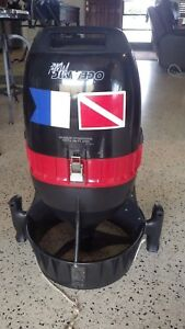 Oceanic Mako 1 DPV Scuba Personal Underwater Propulsion Scooter Awesome !!!!!