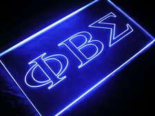 U960B Phi Beta Sigma Light Sign