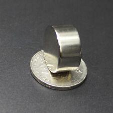 "10Pcs 3/4"" x5/12"" Strong N50 Neodymium Magnet Rare Earth Round Disc Fridge Craft"