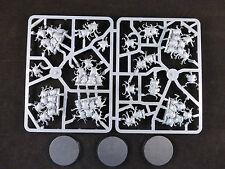 Chaos Daemons Nurgle Nurglings on Plastic Frame