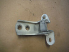 98-02 TOYOTA CAROLLA LH UPPER DOOR HINGE USED OEM WHITE