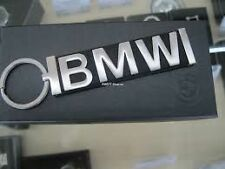 BMW Wordmark Keychain Genuine 2016/18 BMW Lifestyle Range 80272411126