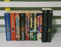 Terry Pratchett Books x10 Good Omens Soul Music Mort Thief of Time Feet of Clay