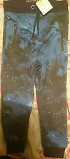 bnwt age 7 years Space/Galaxy skinny joggers from next