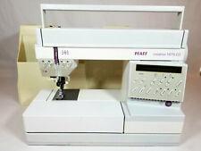 Pfaff Creative 1475 CD Computerized Sewing Machine Freshly Serviced Works Great