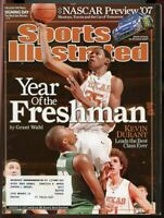 SI: Sports Illustrated February 19, 2007 Year of the Freshman Kevin Durant G