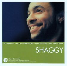SHAGGY - THE ESSENTIAL / CD (VIRGIN RECORDS LTD 2003) - NEW
