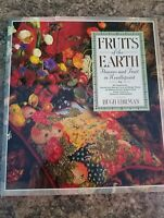 Fruits of the Earth Flowers and Fruit in Needlepoint By Hugh Erhman Pattern Book