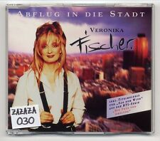 Veronika Fischer Maxi-CD Abflug In Die Stadt - 4-track CD