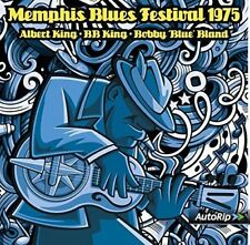 ALBERT KING  BB KING  BOBBY BLUE BLAND - MEMPHIS BLUES FESTIVAL 1975 [CD]
