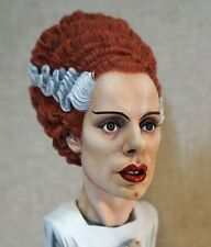 Pre-Order! The Bride of Frankenstein Superdeform Model Kit by Randy Lambert