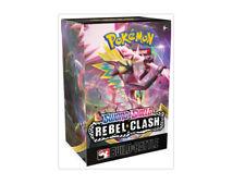 Pokemon TCG Sword & Shield Rebel Clash Build & Battle Box Prerelease Kit