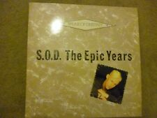 Spear Of Destiny - S.O.D. The Epic Years Epic  4508721 1987  MCPS/BIEM  LP