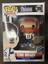"Pop! Football: Patriots - Tom Brady ""White Jersey w Helmet� (Wave 2)"