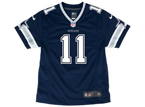 NWT NIKE  Dallas Cowboys Cole Beasley TODDLER Game NFL Navy Jersey 12M - 4T NWT