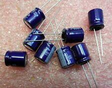 1000uF 10V 85C 10X12.5mm Electrolytic Capacitors  -10pcs [ ECA1AM102 ]