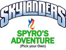 Spyro's Adventure Skylanders Lot | Pick Your Own