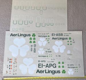 Desk display Aircraft model Decal Westway Or Skyland???  Aer Lingus
