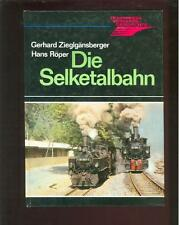 Die Selketalbahn Sachsen-Anhalt  Harzgerode