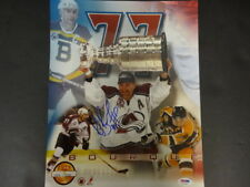 Ray Bourque Signed 11x14 Photo Autograph Auto PSA/DNA AD71496