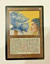 MTG  HELM OF OBEDIENCE, ALLIANCES - PORTUGUESE