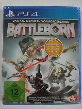 Battleborn-de borderland creadores-súper héroe multijugador Action Shooter