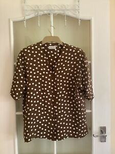 Ladies Blouse Size 12 From J Taylor