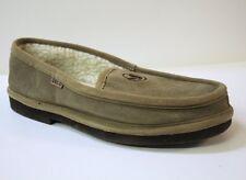 DVS Men's Francisco Slipper Shoes Tan US Large NOB NWD
