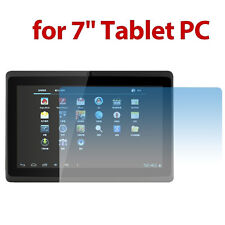 New 7 inch Screen Protective Protectors Films For Tablet PC MID GPS MP4