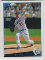 2009 Topps Baseball Los Angeles Dodgers Team Set
