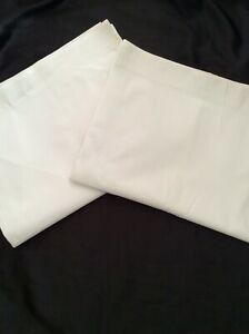 ☘️ ANTIQUE NEW UNUSED TWO  PAIR OF IRISH LINEN SHEETS FROM NORTHERN IRELAND ☘️