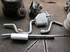 FORD MONDEO Mk III 2.0 / 2.2TDCi 04-07 EXHAUST SYSTEM CENTRE & REAR SILENCER