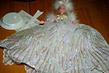 Mattel Barbie Doll Snow Princess Barbie - Used